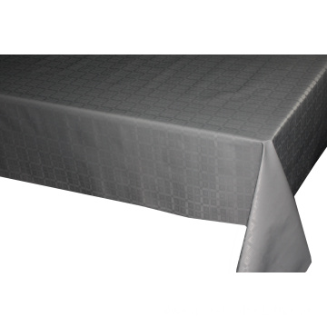 Solid Embossed Fabric Tablecloth Ball Table Covers