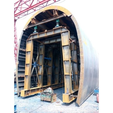 Railway Tunnel trolley of  Formwork System