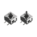 One-way Action Switch with Sliding Rod Height 5.5mm