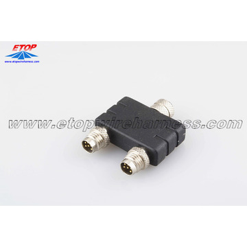 waterproofing M8 adpater connector