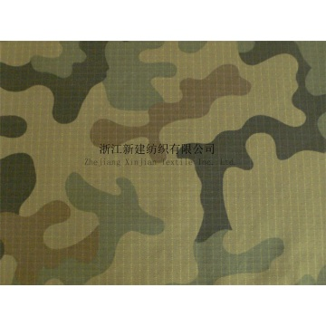 Polish Anti-infrared Military Camouflage Uniform Fabric