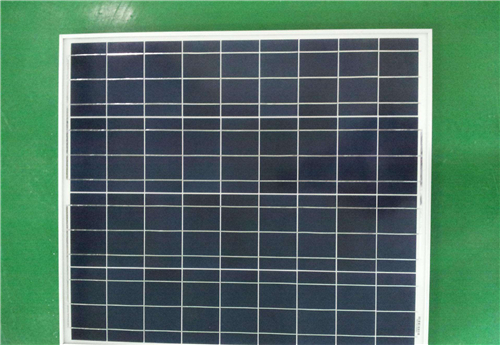 60W solar panel for solar street light