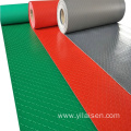 Pvc coin floor mat anti-slip printed