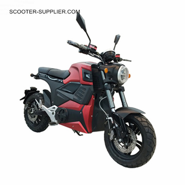 M6 1800w Electric Motorcycle