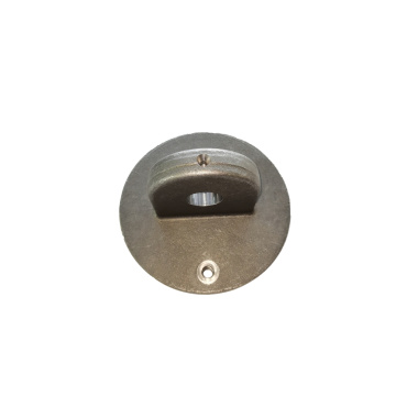 Forging Steel Cylinder End Cap Part