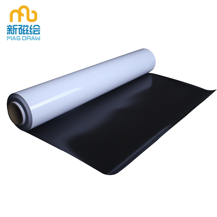 Magnetic Receptive Dry Erase White Board Steel Sheet