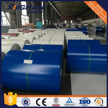 color coated steel coil PPGI PPGL