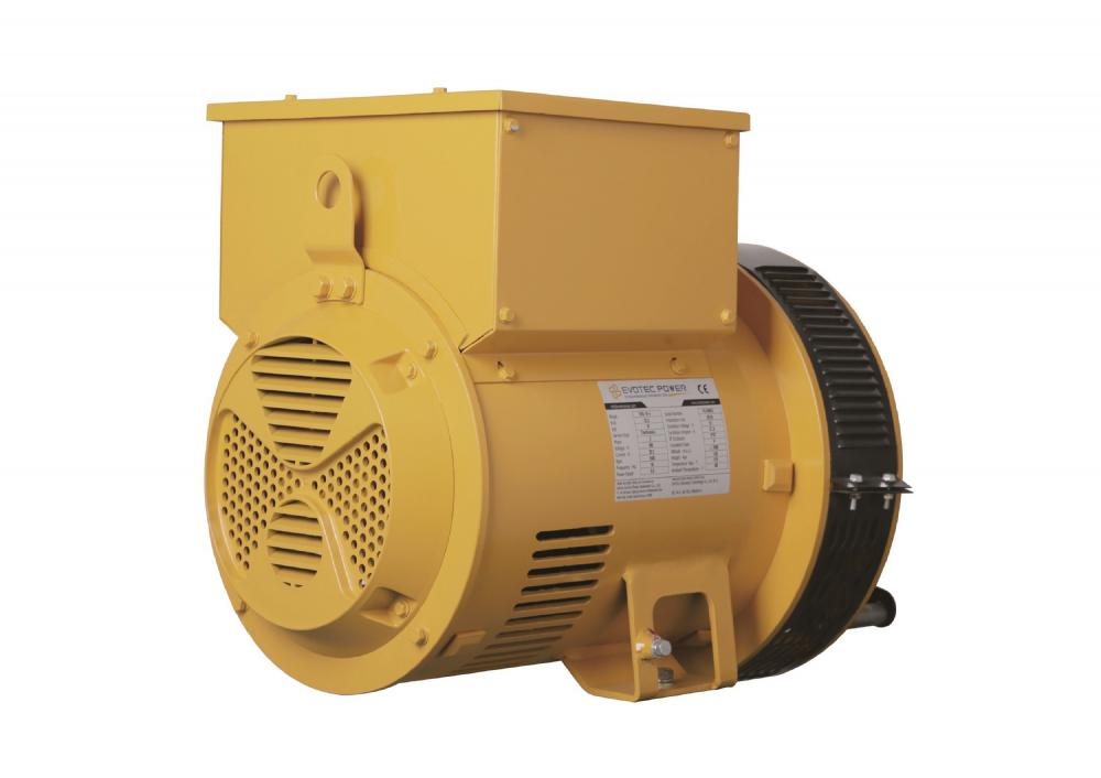 Evotec 500kva Lower Voltage Marine Generator