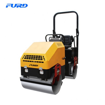 2 ton Vibratory Road Roller Double Drum Road Roller for Sale