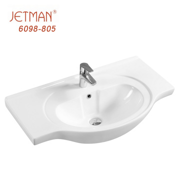 Modern Bathroom Vanity Hand Washing Sinks Cabinet Wash Basin