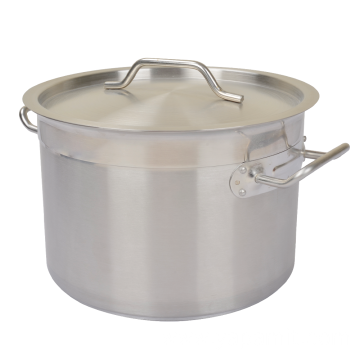 Stainless Steel 05 Style Sandwich Bottom Stock Pot