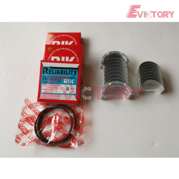 MITSUBISHI engine S3L  bearing crankshaft con rod