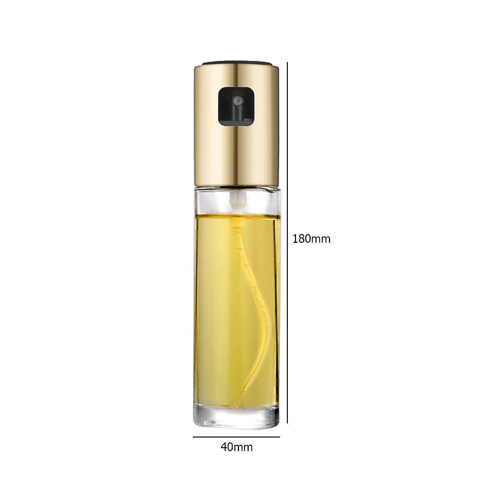 Olive Oil Vinegar Sprayer Oil Spray Bottle Oil Pot Leak-proof Oil Dispenser Leak-proof Drops BBQ Oil Dispenser Cooking Tools