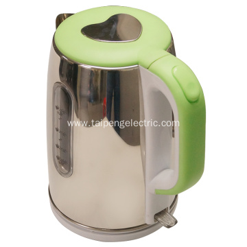Stainless steel  electric Turkish tea kettle