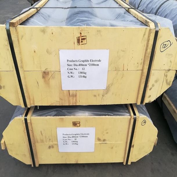 RP 250mm 300mm Length 1800mm  Graphite Electrode