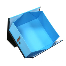 Luxury CNYK Printed Paper Folding Packaging Box