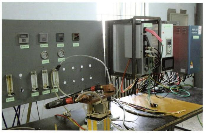 FREQUENCY TEST BENCH-3