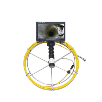 Hand Push Pipe Inspection Camera