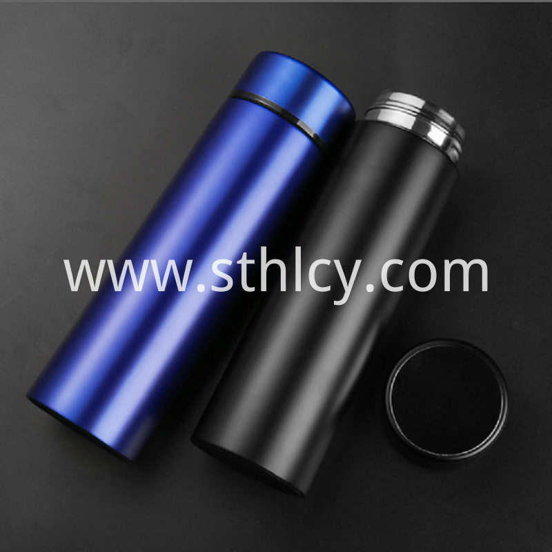 304 stainless steel vacuum flask business frosted vacuum cup
