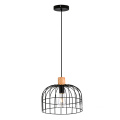 Modern Iron Birdcage Pendant Light big size