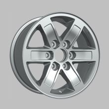 Aluminum Alloy Custom GMC Replica Wheel