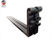 heavy customized pin type forks for tractor lifting