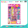 Barbie sticker blister card set