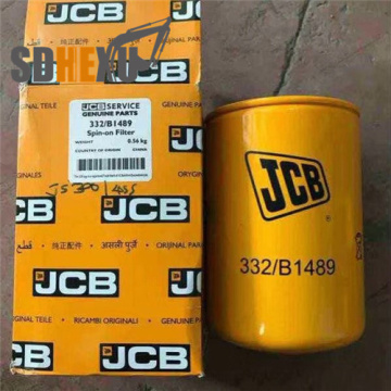 Hydraulic filter 332/B1489 for JCB