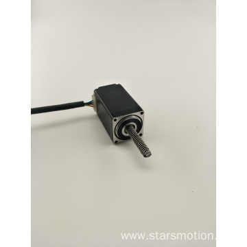stepper motor with gear