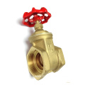 non rising stem water brass gate valve