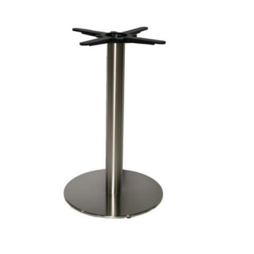 dia 45cm Stainless steel round table base