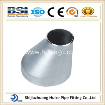 SS316l stainless steel sanitary welded eccentric reducer