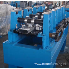 storage rack shelf beam making machine