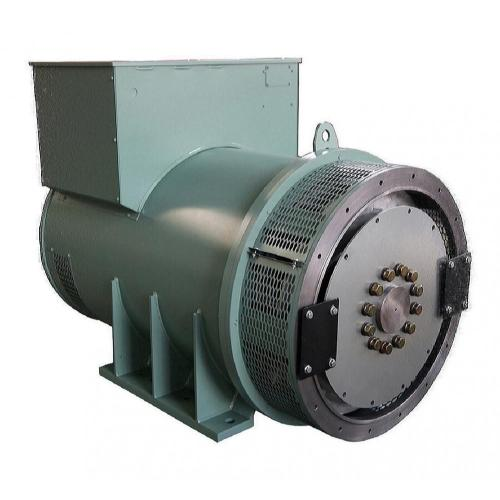 Low Voltage Generator with Diesel Engine Horizontal Shaft