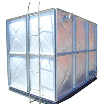 Hot Dipped Galvanized Steel Water Tank