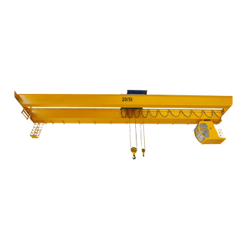 QD double beam overhead crane for sale