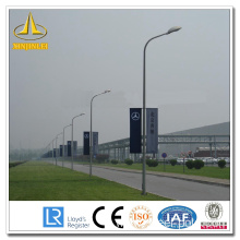 Steel Lighting Flag Poles