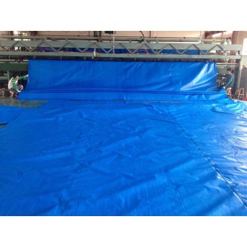 Waterproof Tarpaulin Truck Covering