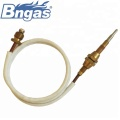 copper thermocouple flame sensor for gas oven