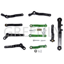 Gauge wheel arms kit for planters