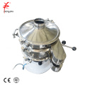 Double deck rotary soil and aggregates standard sieve sifter separator machine