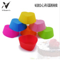 BPA Free Silicone Muffin Cupcake Baking Cups