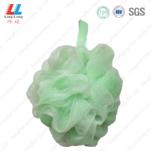 Massaging pretty sponge bath ball