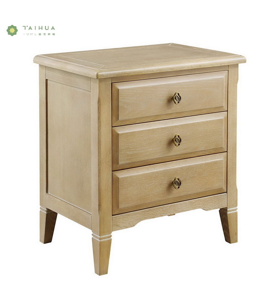 Bedroom Furniture Wood Night Stand