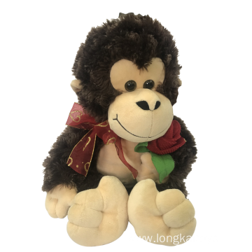 Brown Plush Monkey for Sale