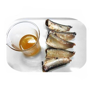 Sardine In Vegetable Oil Canned Fish