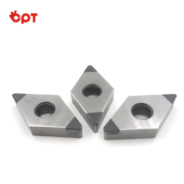 CBN tipped inserts CBN indexable inserts hard