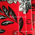 Factory Price Egypt Style Cheap Printed Velvet Fabric