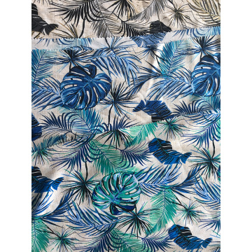 Tropical Rayon Poplin 45S Light Printing Fabric