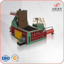 400ton Waste Metal Shavings Turnings Scrap Baling Machine
